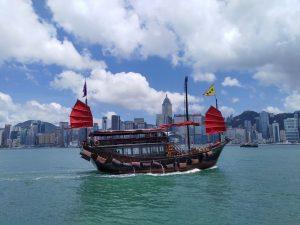 Vapaapäivät Hongkongissa 2020